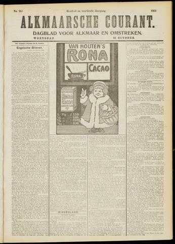 Alkmaarsche Courant 1912-10-23