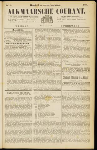 Alkmaarsche Courant 1899-02-03