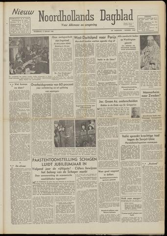 Nieuw Noordhollandsch Dagblad : voor Alkmaar en omgeving 1948-03-17