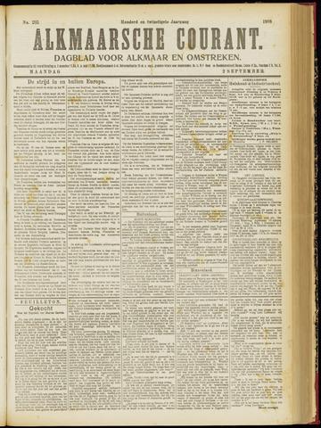 Alkmaarsche Courant 1918-09-02