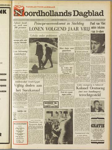 Noordhollands Dagblad : dagblad voor Alkmaar en omgeving 1967-09-28