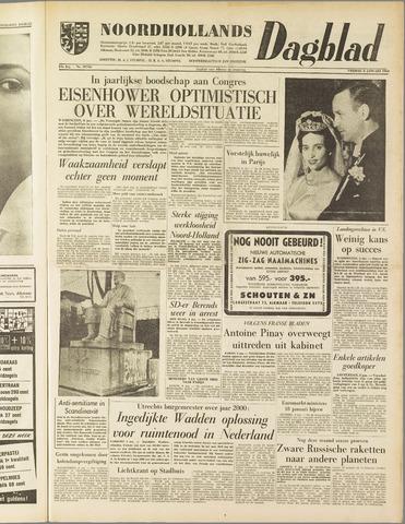 Noordhollands Dagblad : dagblad voor Alkmaar en omgeving 1960-01-08