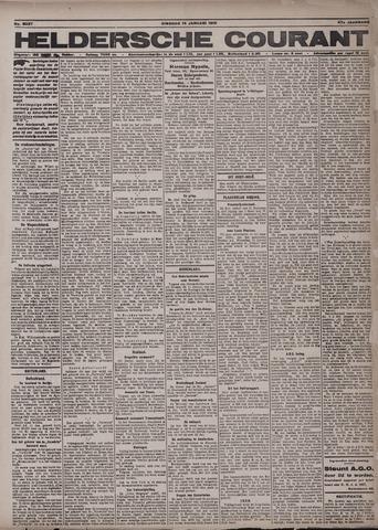 Heldersche Courant 1919-01-14