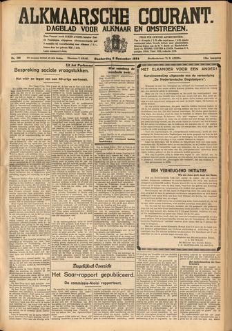 Alkmaarsche Courant 1934-12-06