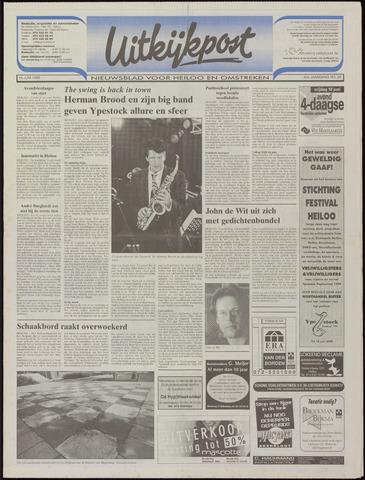 Uitkijkpost : nieuwsblad voor Heiloo e.o. 1999-06-16