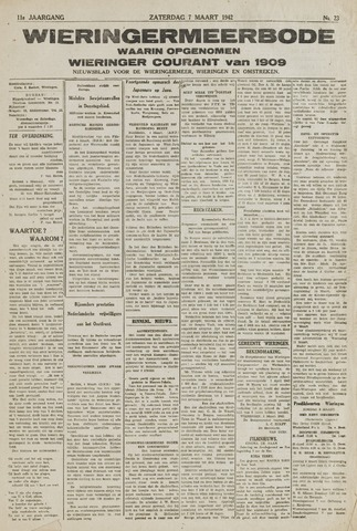 Wieringermeerbode 1942-03-07