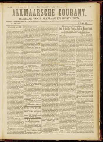 Alkmaarsche Courant 1919-03-11