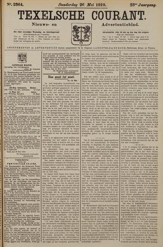 Texelsche Courant 1910-05-26