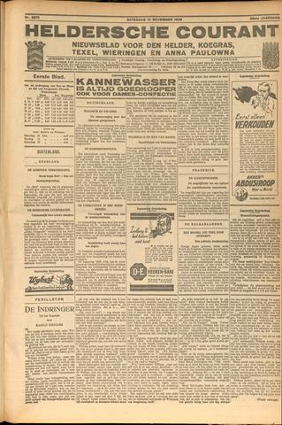 Heldersche Courant 1928-11-10
