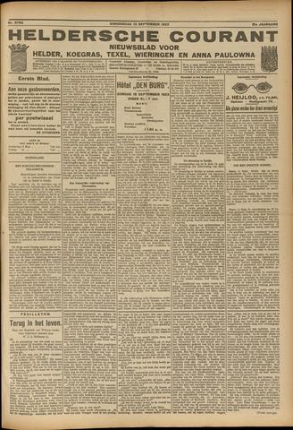 Heldersche Courant 1923-09-13