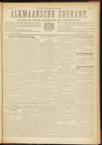 Alkmaarsche Courant 1917-12-27