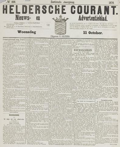 Heldersche Courant 1876-10-11