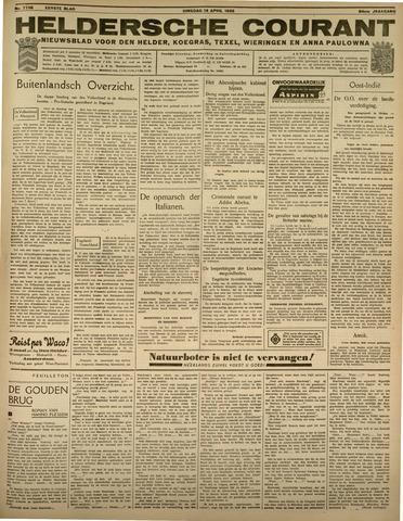 Heldersche Courant 1936-04-14