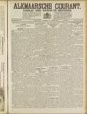 Alkmaarsche Courant 1941-06-17