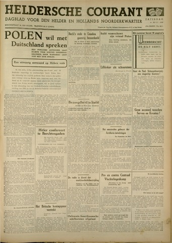 Heldersche Courant 1939-05-06