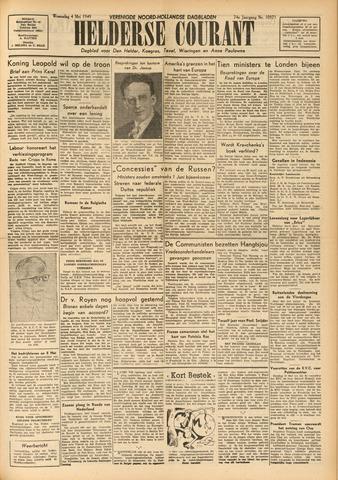 Heldersche Courant 1949-05-04