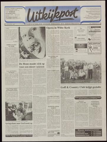 Uitkijkpost : nieuwsblad voor Heiloo e.o. 1997-08-27