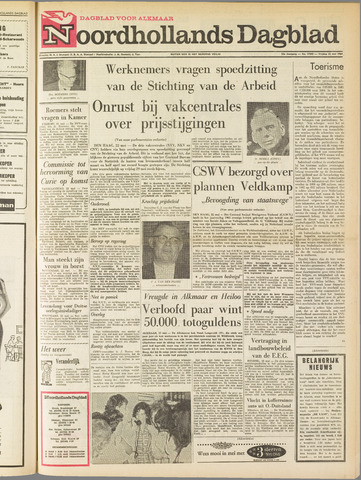 Noordhollands Dagblad : dagblad voor Alkmaar en omgeving 1964-05-22