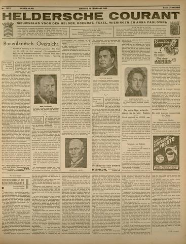 Heldersche Courant 1935-02-12