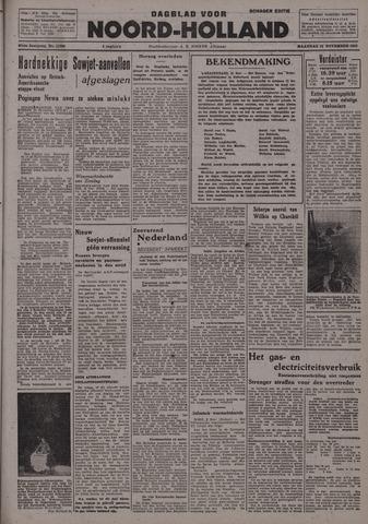 Dagblad Noord-Holland, Schager editie 1942-11-23