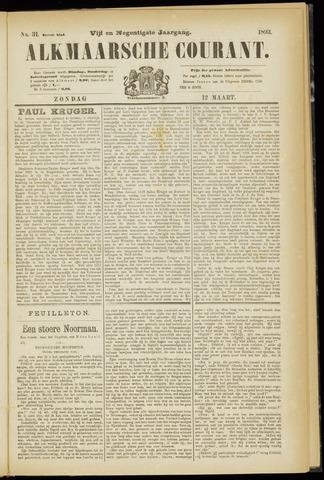 Alkmaarsche Courant 1893-03-12