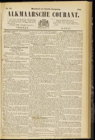 Alkmaarsche Courant 1900-07-13