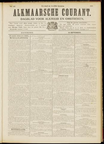 Alkmaarsche Courant 1910-09-10