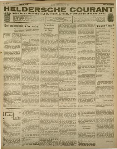 Heldersche Courant 1935-08-20