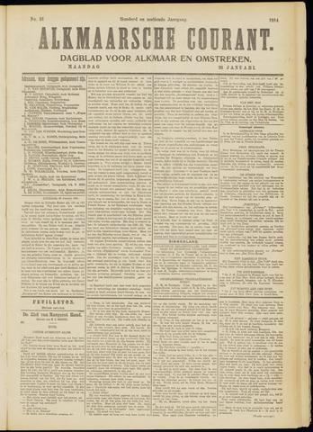 Alkmaarsche Courant 1914-01-26