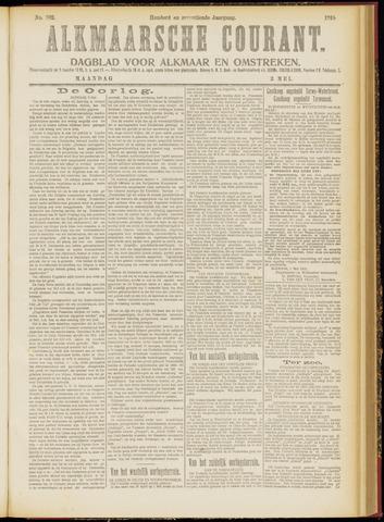 Alkmaarsche Courant 1915-05-03