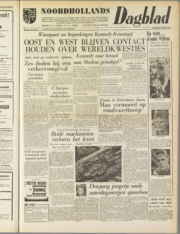 Noordhollands Dagblad : dagblad voor Alkmaar en omgeving 1961-06-05
