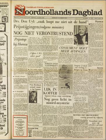 Noordhollands Dagblad : dagblad voor Alkmaar en omgeving 1965-08-27
