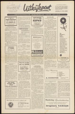 Uitkijkpost : nieuwsblad voor Heiloo e.o. 1966-05-04