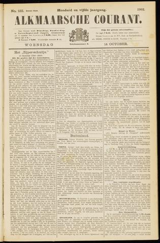 Alkmaarsche Courant 1903-10-14
