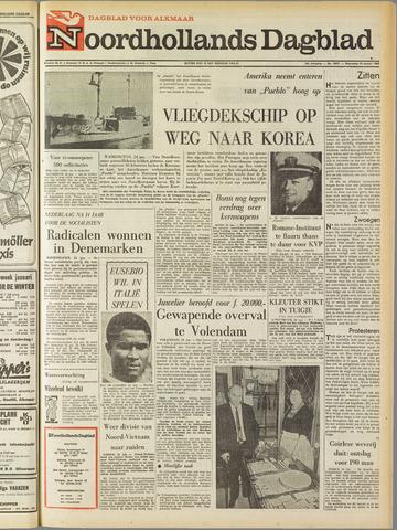 Noordhollands Dagblad : dagblad voor Alkmaar en omgeving 1968-01-24