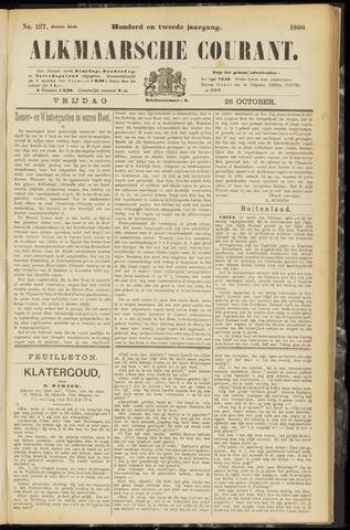 Alkmaarsche Courant 1900-10-26