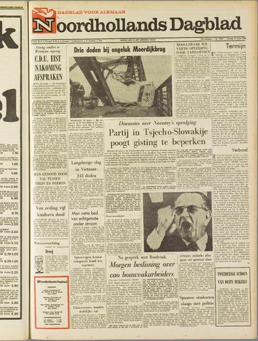 Noordhollands Dagblad : dagblad voor Alkmaar en omgeving 1968-03-26