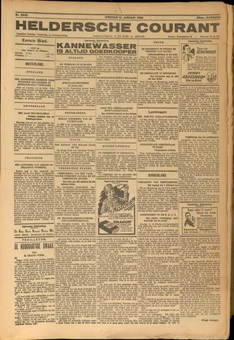 Heldersche Courant 1928-01-10