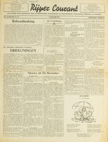 Rijper Courant 1950-01-06
