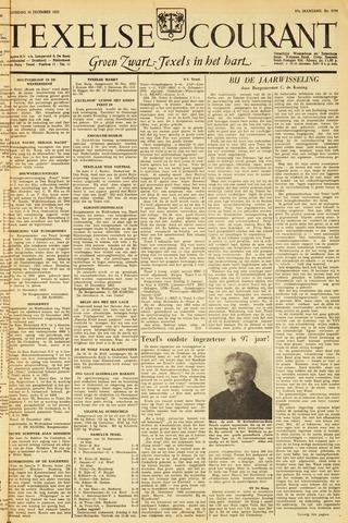 Texelsche Courant 1953-12-30
