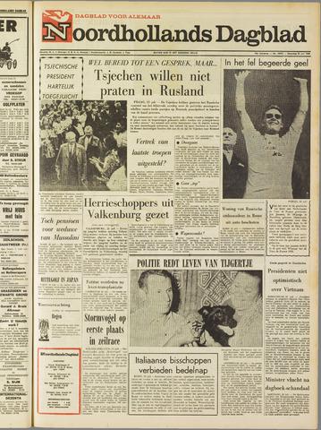 Noordhollands Dagblad : dagblad voor Alkmaar en omgeving 1968-07-22