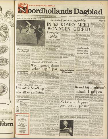 Noordhollands Dagblad : dagblad voor Alkmaar en omgeving 1962-12-13
