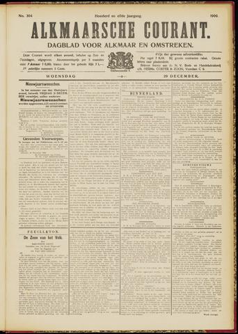 Alkmaarsche Courant 1909-12-29