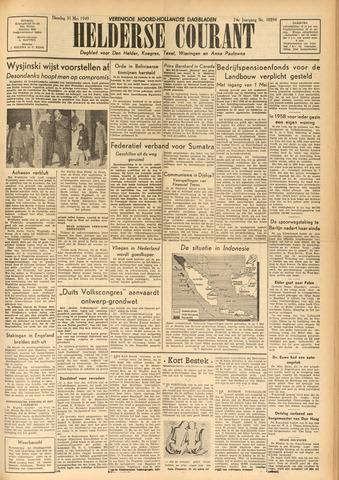 Heldersche Courant 1949-05-31