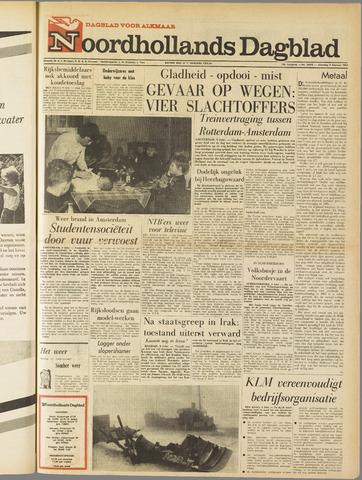 Noordhollands Dagblad : dagblad voor Alkmaar en omgeving 1963-02-09