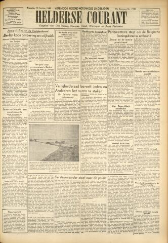 Heldersche Courant 1948-10-20