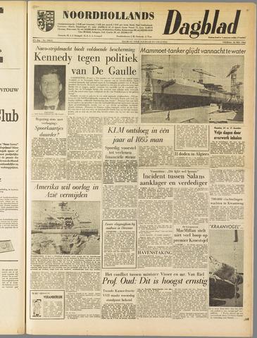 Noordhollands Dagblad : dagblad voor Alkmaar en omgeving 1962-05-18