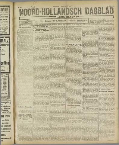 Ons Blad : katholiek nieuwsblad voor N-H 1921-09-07