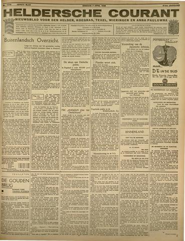 Heldersche Courant 1936-04-07