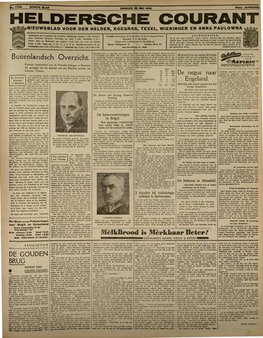 Heldersche Courant 1936-05-26